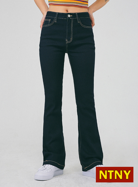 [NTNY-137] KYLE DENIM BOOTSCUT PANTS